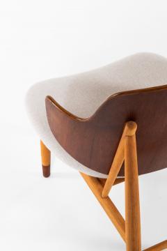 Ib Kofod Larsen Easy Chair Produced by Christensen Larsen in Denmark - 1834684