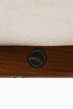 Ib Kofod Larsen Easy Chairs Model 4346 Produced by Fritz Hansen - 1997047
