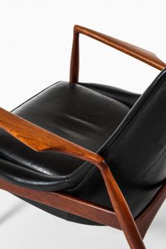 Ib Kofod Larsen Easy Chairs Model S len Seal Produced by OPE - 1951766