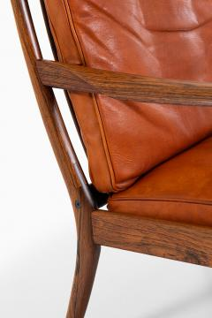 Ib Kofod Larsen Easy Chairs Model Sams Produced by OPE - 1888645