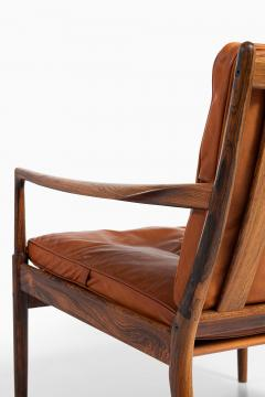 Ib Kofod Larsen Easy Chairs Model Sams Produced by OPE - 1888646