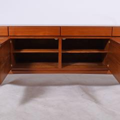 Ib Kofod Larsen Free standing Sideboard by Ib Kofod Larsen for Faarup M belfabrik Teak - 1197486