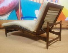 Ib Kofod Larsen Ib Kofod Adjustable Chaise Lounge Denmark - 1605909