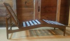 Ib Kofod Larsen Ib Kofod Adjustable Chaise Lounge Denmark - 1605912