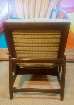 Ib Kofod Larsen Ib Kofod Adjustable Chaise Lounge Denmark - 1605930