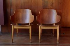 Ib Kofod Larsen Ib Kofod Larsen Chairs for Christiansen Larsen - 606844