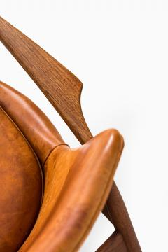 Ib Kofod Larsen Ib Kofod Larsen Easy Chair Model S len Seal Produced by OPE in Sweden - 1783622