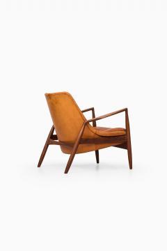 Ib Kofod Larsen Ib Kofod Larsen Easy Chair Model S len Seal Produced by OPE in Sweden - 1783626