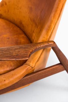 Ib Kofod Larsen Ib Kofod Larsen Easy Chair Model S len Seal Produced by OPE in Sweden - 1783628