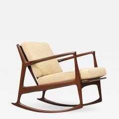Ib Kofod Larsen Ib Kofod Larsen Rocking Chair For Selig   534988