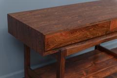 Ib Kofod Larsen Ib Kofod Larsen Rosewood Console Table - 1354399