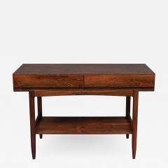Ib Kofod Larsen Ib Kofod Larsen Rosewood Console Table - 1355945