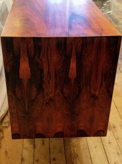 Ib Kofod Larsen Ib Kofod Larsen Rosewood Tambour Sideboard Faarup M belfabrik Denmark 1960s - 1826342