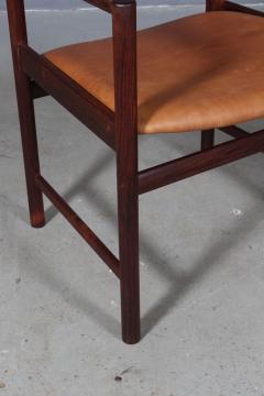 Ib Kofod Larsen Ib Kofod Larsen Rosewood armchair - 2031281