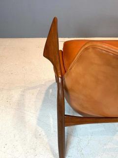 Ib Kofod Larsen Ib Kofod Larsen Seal Chairs in Afromosia Wood 1956 - 1749632