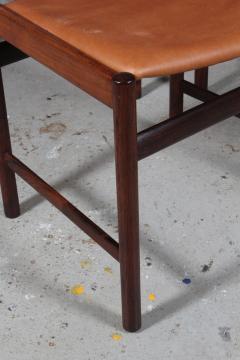 Ib Kofod Larsen Ib Kofod Larsen Ten rosewood dining chairs 10  - 2020499