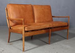 Ib Kofod Larsen Ib Kofod Larsen Two seater sofa model Sams  - 1990947