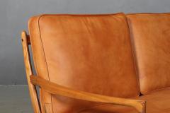 Ib Kofod Larsen Ib Kofod Larsen Two seater sofa model Sams  - 1990951
