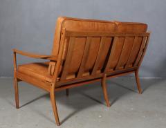 Ib Kofod Larsen Ib Kofod Larsen Two seater sofa model Sams  - 1990959