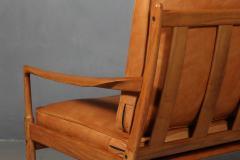 Ib Kofod Larsen Ib Kofod Larsen Two seater sofa model Sams  - 1990961
