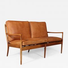 Ib Kofod Larsen Ib Kofod Larsen Two seater sofa model Sams  - 1991931