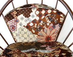 Ib Kofod Larsen Ib Kofod Larsen for Selig Danish Hoop Peacock Chair - 1240323