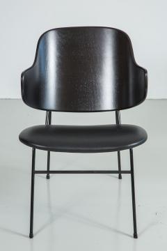 Merveilleux Ib Kofod Larsen Kofod Larsen Black Penguin Chairs   384529