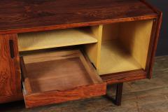 Ib Kofod Larsen Mid Century Danish Rosewood Sideboard by Kofod Larsen - 1979130