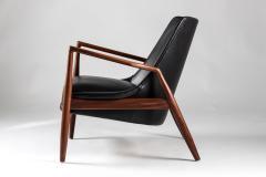 Ib Kofod Larsen Mid Century Scandinavian Lounge Chair Seal Chair by Ib Kofod Larsen - 851070