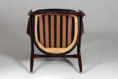 Ib Kofod Larsen Mid Century Scandinavian Lounge Chair Seal Chair by Ib Kofod Larsen - 851079