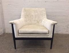 Ib Kofod Larsen Pair of Danish Modern Lounge Chairs Ib Kofod Larsen - 444929