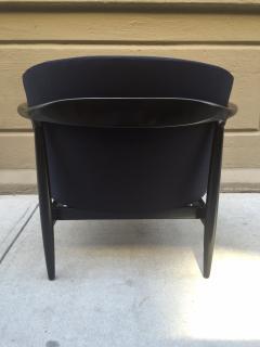 Ib Kofod Larsen Pair of Sculptural Ib Kofod Larsen Lounge Chairs - 1330928