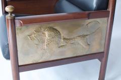 Ib Kofod Larsen Rare Chair Designed by Ib Kofod Larsen - 556413