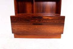 Ib Kofod Larsen Rosewood Bookcase by Ib Kofod Larsen for Faarup M belfabrik - 1623586