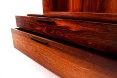 Ib Kofod Larsen Rosewood Bookcase by Ib Kofod Larsen for Faarup M belfabrik - 1623587