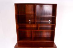 Ib Kofod Larsen Rosewood Bookcase by Ib Kofod Larsen for Faarup M belfabrik - 1623590