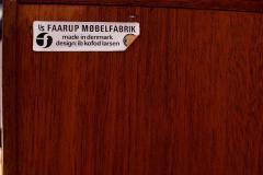 Ib Kofod Larsen Rosewood Bookcase by Ib Kofod Larsen for Faarup M belfabrik - 1623600