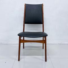 Ib Kofod Larsen Scandinavian Set of Six Teak Dining Chairs Kofod Larsen Denmark 1960s Modern - 1995956