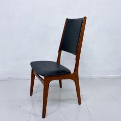 Ib Kofod Larsen Scandinavian Set of Six Teak Dining Chairs Kofod Larsen Denmark 1960s Modern - 1995957