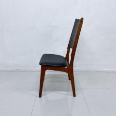 Ib Kofod Larsen Scandinavian Set of Six Teak Dining Chairs Kofod Larsen Denmark 1960s Modern - 1995958