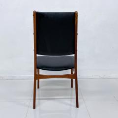 Ib Kofod Larsen Scandinavian Set of Six Teak Dining Chairs Kofod Larsen Denmark 1960s Modern - 1995962