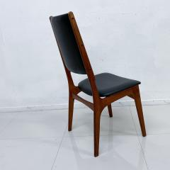 Ib Kofod Larsen Scandinavian Set of Six Teak Dining Chairs Kofod Larsen Denmark 1960s Modern - 1995963