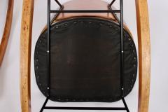 Ib Kofod Larsen Single Ib Kofod Larsen for Selig Penguin Rocking Chair 1950s - 1572242
