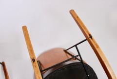 Ib Kofod Larsen Single Ib Kofod Larsen for Selig Penguin Rocking Chair 1950s - 1572243