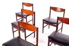 Ib Kofod Larsen Teak Dining Chairs by Ib Kofod Larsen for G Plan - 1611292