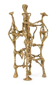 Ibram Lassaw Ibram Lassaw Bronze Sculpture - 1851125