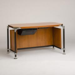 Ico Parisi A veneered walnut Italian Ico writing desk circa 1960 - 1697321