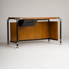 Ico Parisi A veneered walnut Italian Ico writing desk circa 1960 - 1697323