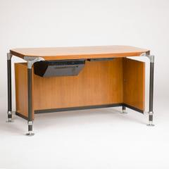 Ico Parisi A veneered walnut Italian Ico writing desk circa 1960 - 1697324
