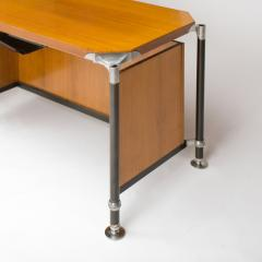 Ico Parisi A veneered walnut Italian Ico writing desk circa 1960 - 1697334